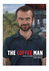 【サイン入り】THE COFFEE MAN BOOK
